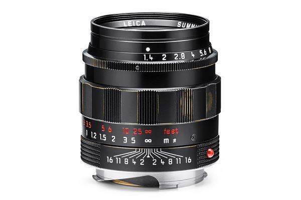 Leica-Summilux-M-50-mm-f1.4-ASPH-classic-design-from-1959
