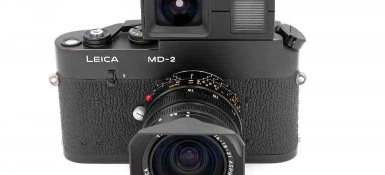 Leica MD-2 — Throwback Thursday